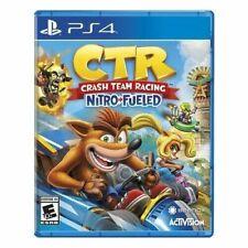 Crash Team Racing (CTR) - Nitro Fueled Edition (Sony PlayStation 4 , 2019) (PS4)