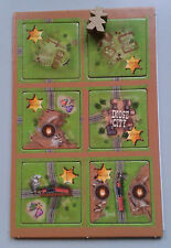 Carcassonne Gold Rush Mini Expansion - The Sheriff, Brand New with English Rules