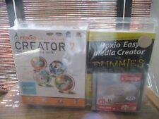 Roxio Easy Media Creator 7 Digital Media Suite with Roxio for Dummies Book & CDs