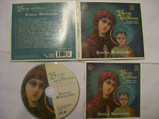 SCHOLA MAGDALENA Virgo Splendens Medieval Music Women's Voices 2011 Canada CD