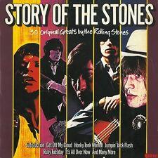THE ROLLING STONES Story Of The Stones Vinyl Record LP K-Tel NE 1201 1982 Orig.