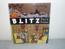 BLITZ. (FLOC'H & RIVIERE)  LE MATIN ALBIN MICHEL SEPTEMBRE 1986