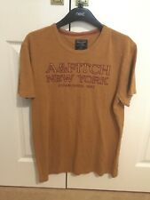 Mens Abercrombie And Fitch New York T Shirt Medium