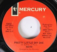 Rock 45 Pretty Little Shy One - Keith / Tell Me To My Face On Mercury