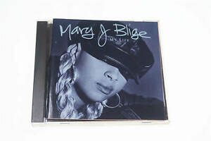Mary J. Blige - My Life 008811115623 CD A14369