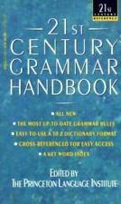 21st Century Grammar Handbook by Barbara Ann Kipfer (1993, Paperback)
