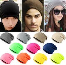 New Unisex Men Women Winter Warm Ski Knit Hip Hop Cool Hiphop Cap Beanie Hat