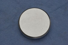 39mm Metal Female Thread Screw-on Lens Cap Used