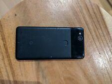 Google pixel 2, black 64gb