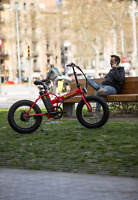 MONSTER 20 - La Bici Elettrica Pieghevole -