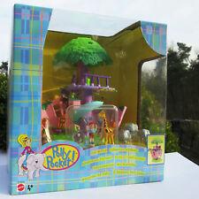 Mini Polly Pocket  Jungle Pets NEW ZOO Baumhaus UNOPEND NEW ZOO NEU OVP