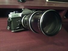 ENNA Munchen Tele-Ennalyt 240mm f/4.5 Telephoto Lens M42 Screw Mount