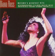 Diana Ross Motown's Greatest Hits CD NEW SEALED My Old Piano/Upside Down+