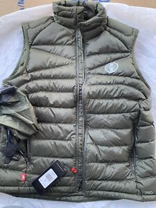 Ralph Lauren Polo Sport Down Vest Green Msrp 149$