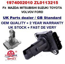 Mazda mass air flow meter sensor ZL0113215 L32113215 WLS113215 1974002010