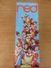 RED VELVET - The Red 1st Album (Ver. D) [OFFICIAL] POSTER K-POP *NEW*