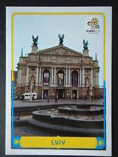 Panini 25 Spielort Lviv EM 2012 Poland - Ukraine