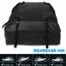 Dachkoffer Faltbare Dachtasche Universal Dachbox Reisen Wasserdicht 95x95x46 cm