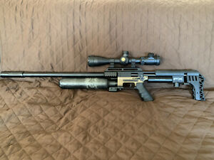 FX Impact Mk2 .35/800mm With .25/700mm Caliber Change Kit, Scope And Tripod