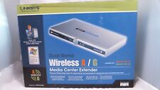 Cisco-Linksys Dual-Band Wireless A/G Media Center Extender WMCE54AG