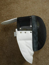 New, Blades brand Medium size epee fencing mask from Sheffield Fencing Supplies
