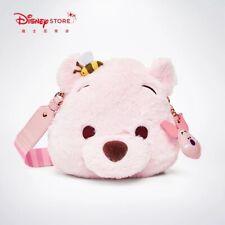SHDR Winnie the pooh bag pouch crossbody Sakura 2020 Shanghai Disney store