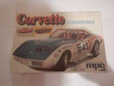 MPC Corvette Convertible 1/25 Model Kit