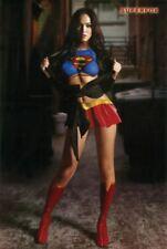 Supergirl Megan Fox 24x36 Poster -Superfox Pose Home Decor Photo Wall Art Print