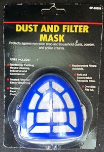 Dust And Filter Face Breather