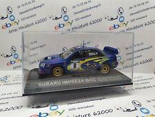 SUBARU IMPREZA WRC RALLY NOUVELLE ZEALAND - 2003      -  1:43   -    boite plexi