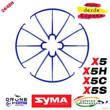 Anillo Protección SYMA X5 X5C X5SC X5SCW. Drone anillo proteccion multicilor.