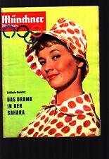 Münchner Illustrierte 17.9.1960 Lilo Pulver, Gina Lollobrigida, Margit Saad