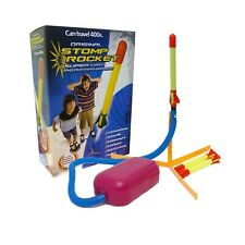The Original Stomp Rocket High Performance Rocket Kit Soars up to 400 feet NEW