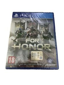 For Honor per Ps4 nuovo