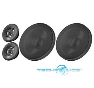 """JBL STAGE600C 300W MAX 6.5"""" STAGE SERIES 2-WAY COMPONENT CAR SPEAKERS"""