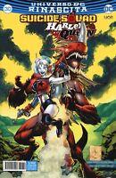 Suicide Squad / Harley Quinn N° 30 (52) - Rinascita RW Lion ITALIANO NUOVO #NSF3