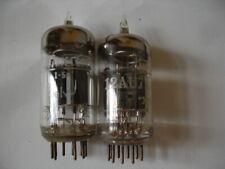 Lampe tube electronique tsf radio : BELVU / MAZDA ECC82