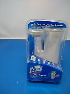 Lysol No-Touch Automatic Hand Soap Dispenser NEW SEALED