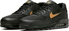 Nike Men's Air Max '90 Black & Gold