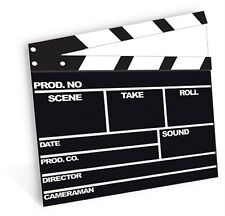 SC-161 Hollywood Clapper Board Height 84CM Cardboard stands theatrical