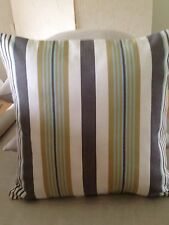 Cushion Cover Made In Blendworth Fortune Stripe