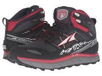 Men's Altra Footwear Lone Peak 3 MID Neoshell Zero Drop Trail Running Shoes