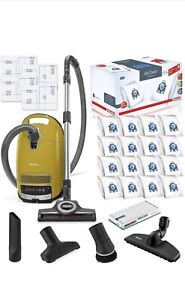 Miele Complete C3 Calima Canister HEPA Vacuum Cleaner Bundle