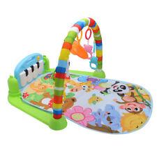 Baby Music Spielmatte Krabbeldecke Spieldecke Spielboge Babydecke Spielzeug 3in1