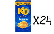 24 - 225g Boxes KD Original KRAFT DINNER Canadian Made FRESH