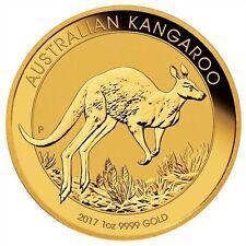 1 oz. Gold Münzen