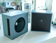*NOS* Matched Pair Altec 814A / 814-A Extend a Voice Speakers