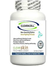 Acne Pills Spots Scars Treatment Cleanser Detox Tablets Oxy Skin Oily Cleansing