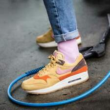 MENS NIKE AIR MAX 1 ,,CREPE SOLE'' SIZE UK 7 EUR 41 US 8 (CD7861 700)WHEAT GOLD