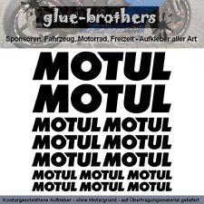 Motul Aufkleber Motorrad Auto Tuning Sponsoren Autoaufkleber Farbauswahl